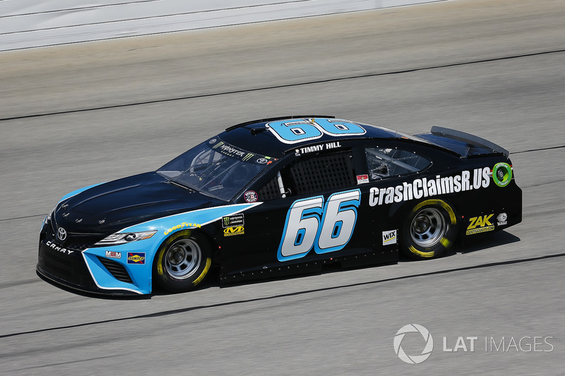 35. Timmy Hill, Motorsports Business Management, Toyota Camry CrashClaimsR.us