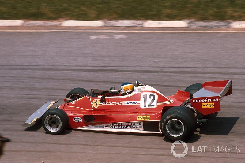 1977. Інтерлагос. Переможець: Карлос Ройтеманн, Ferrari 312T2