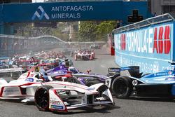 Sébastien Buemi, Renault e.Dams Jose Maria Lopez, Dragon Racing, Sam Bird, DS Virgin Racing