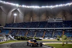David Coulthard del equipo Gran Bretaña conduce el coche ROC