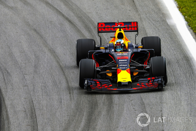 15. Daniel Ricciardo, Red Bull Racing RB13