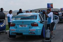 İbrahim Okyay, BMW 320si, Borusan Otomotiv Motorsport gridde