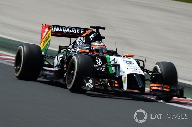 2014 : Force India VJM07-Mercedes