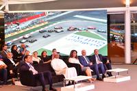 مؤتمر الصحفي لإطلاق سباق جائزة البحرين الكبرى 2018