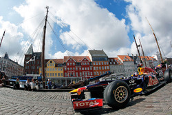 F1 Red Bull Racing show Nyhavn