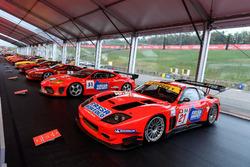 Ferrari GT cars