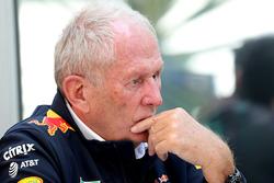 Dr. Helmut Marko, consultant de Red Bull Motorsport