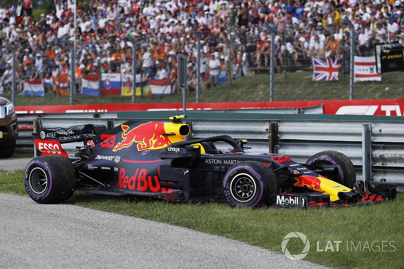 Coche de Max Verstappen, Red Bull Racing