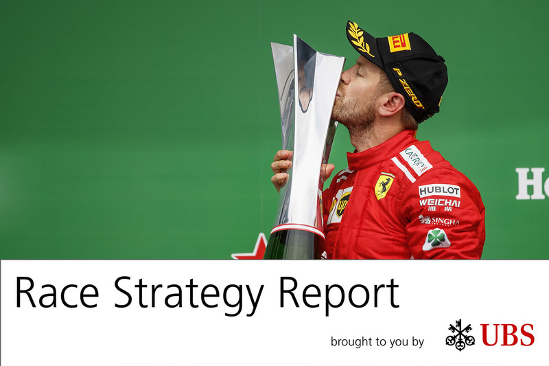 Strategy Report - Canadian GP