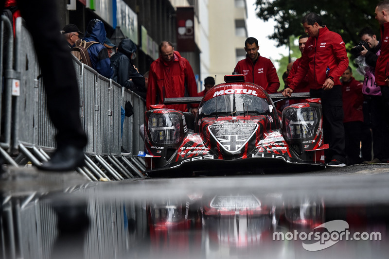 #1 Rebellion Racing Rebellion R-13