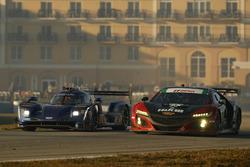 #90 Spirit of Daytona Racing Cadillac DPi, P: Tristan Vautier, Matt McMurry, Eddie Cheever III, #69 HART Acura NSX GT3, GTD: Chad Gilsinger, Ryan Eversley, Tom Dyer
