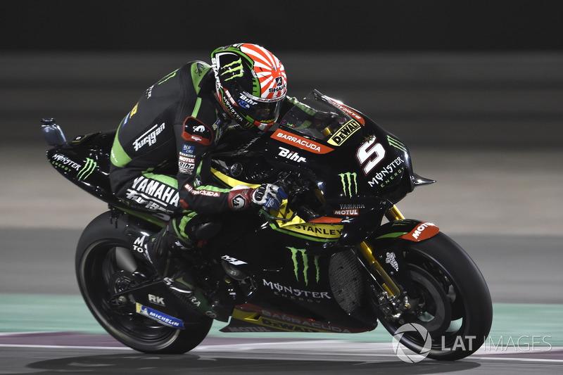 8. Johann Zarco, Monster Yamaha Tech 3