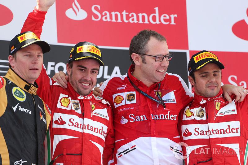 7. Fernando Alonso - Letzter Sieg: Großer Preis von Spanien 2013 für Ferrari