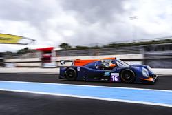 #16 BHK Motorsport Ligier JS P3 - Nissan: Francesco Dracone, Jacopo Baratto