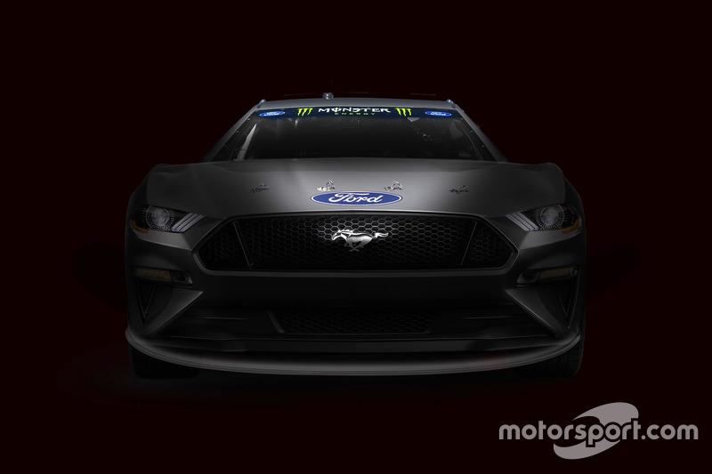 Ford Mustang tanıtımı