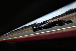 Il poleman Lewis Hamilton, Mercedes-AMG F1