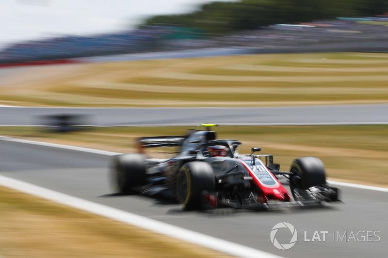 6º Kevin Magnussen, Haas F1 Team VF-18 (571 vueltas)