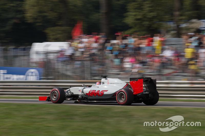 2016. Haas VF-16 Ferrari
