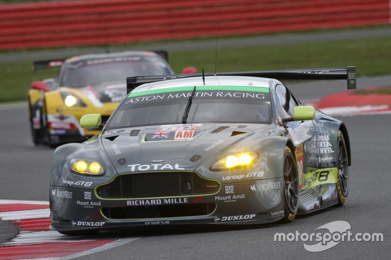 Paul Dalla Lana (CDN), Pedro Lamy, Mathias Lauda, #98 Aston Martin Racing Aston Martin Vantage V8