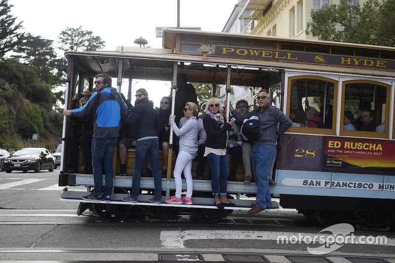 تروللي سان فرانسيسكو