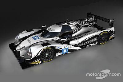 ESM Le Mans livery