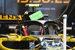 Renault Sport F1 Team R.S. 18 halo