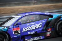 #100 RAYBRIG NSX-GTに乗るジェンソン・バトン