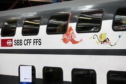 Wagon pour les familles, SBB CFF FF