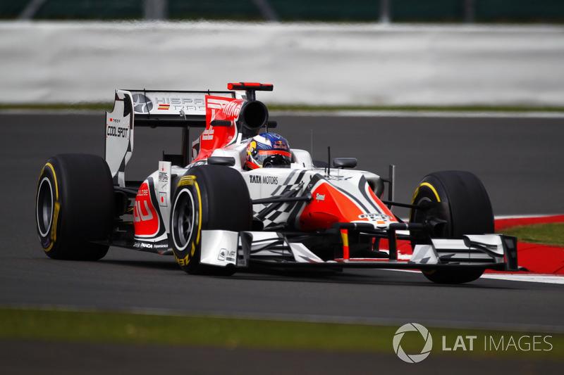 Daniel Ricciardo - GP de Gran Bretaña 2011 (19º)