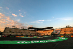 Grandstand and Track View