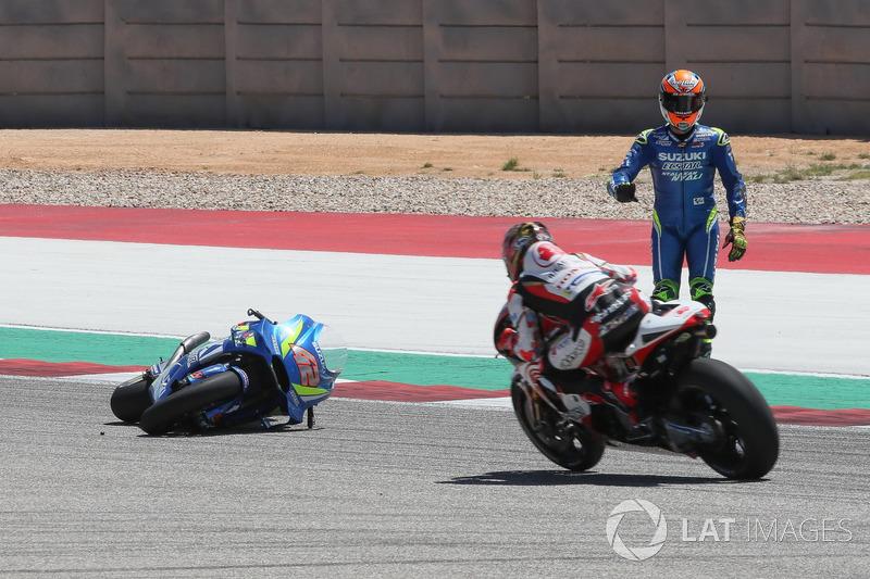 MotoGP Amerika: Alex Rins, Team Suzuki MotoGP