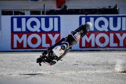 Chute de Scott Redding, Pramac Racing