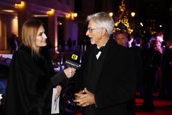 Julia Piquet interviews Damon Hill