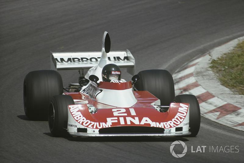 1975-1976 : Williams-Cosworth FW04