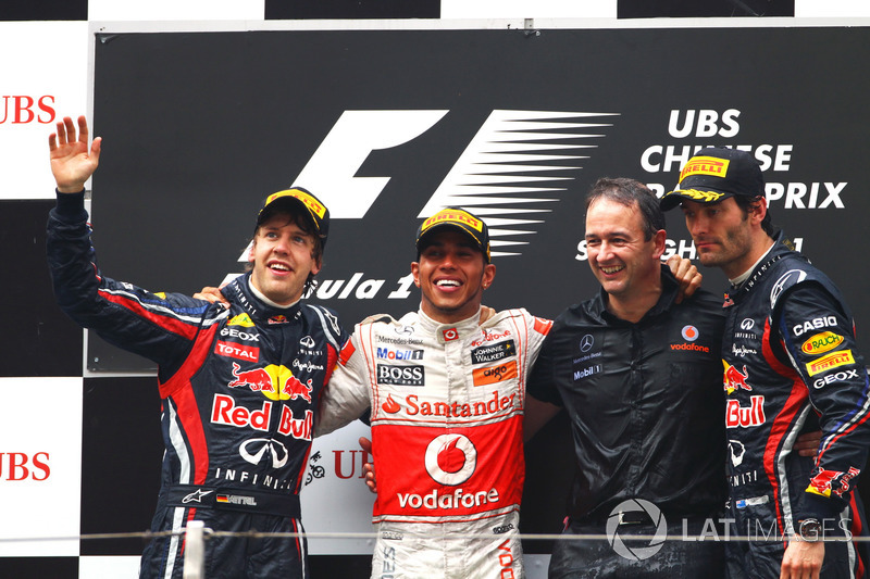 2011: Lewis Hamilton