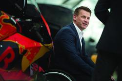 Pit Beirer, directeur de la compétition de KTM