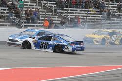 Alex Bowman, Hendrick Motorsports, Chevrolet Camaro Nationwide, gira