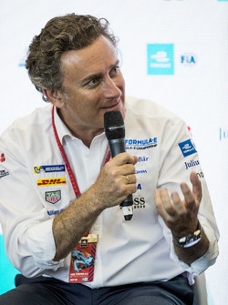 Alejandro Agag, CEO, Formula E, at the FIA Smart Cities conference