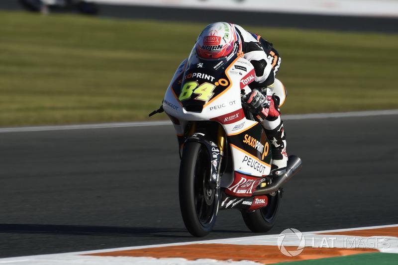 Mahindra (Moto3 Valencia)