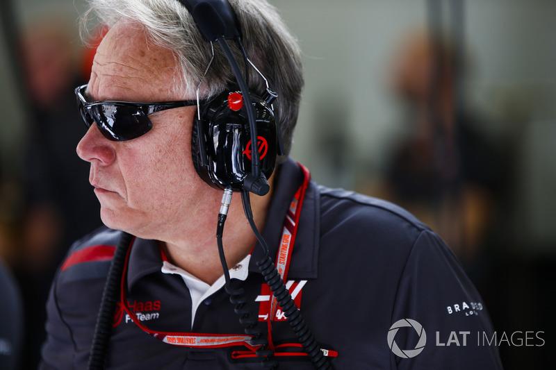 Gene Haas, Team Owner, Haas F1