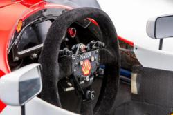 1993 McLaren-Cosworth Ford MP4/8A of Ayrton Senna, steering wheel