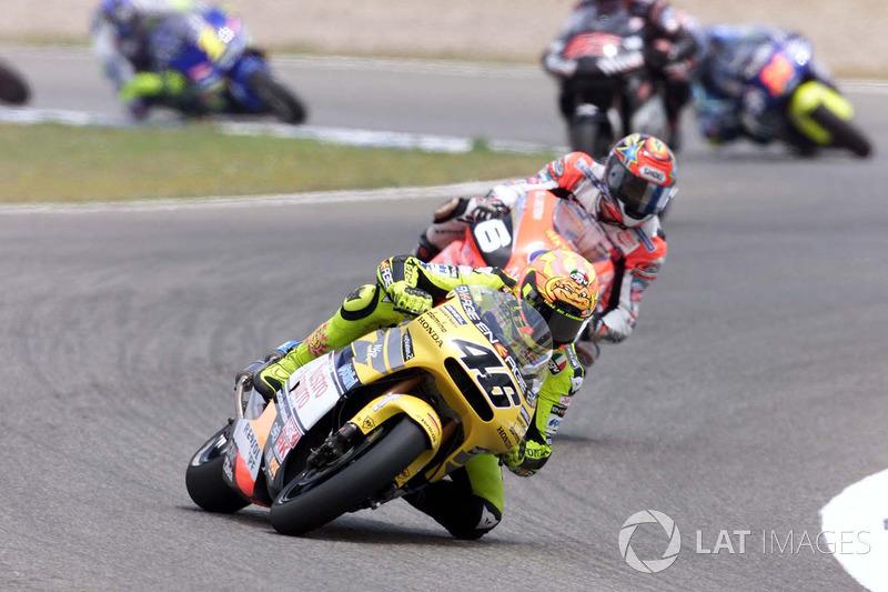 5. Гран Прі Іспанії-2001