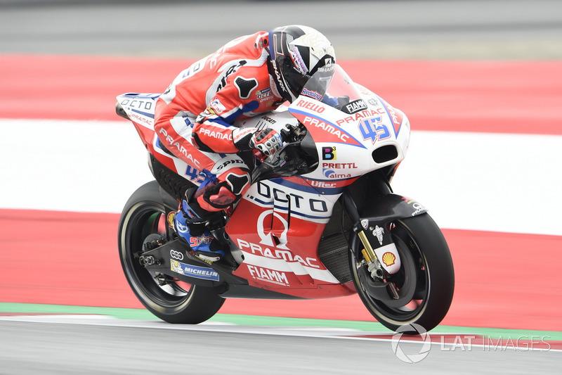 15. Скотт Реддінг, Pramac Racing - 37 очок
