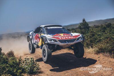 Präsentation: Peugeot 3008 DKR Maxi