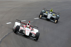 Tristan Vautier, Dale Coyne Racing Honda, Ed Carpenter, Ed Carpenter Racing Chevrolet