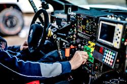 Peugeot 3008 DKR: Cockpit
