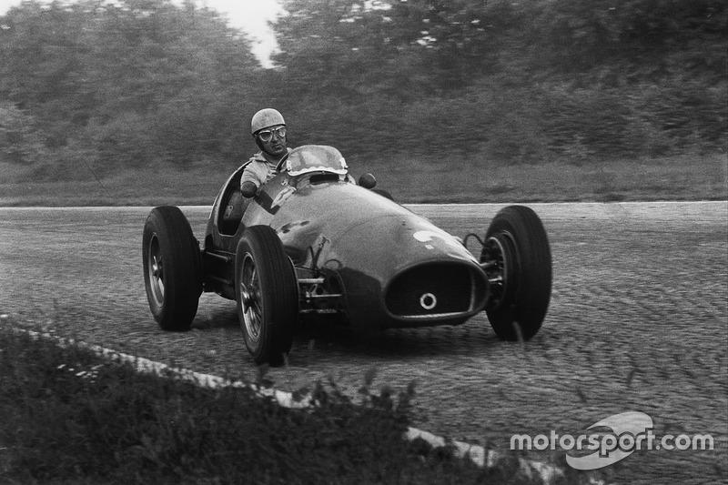 1954-1955 : Ferrari 625 (две победы)