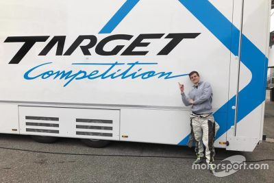Présentation de la nouvelle livrée: Target Competition