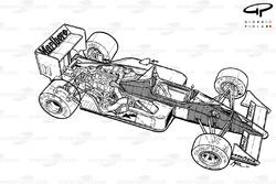 McLaren MP4-4 1988 detailed overview