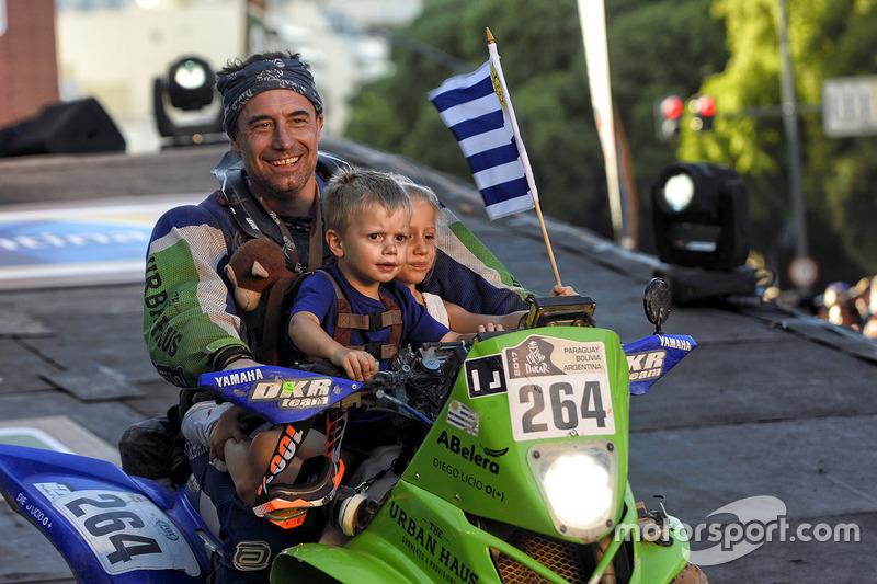 #264 Yamaha: Diego Licio